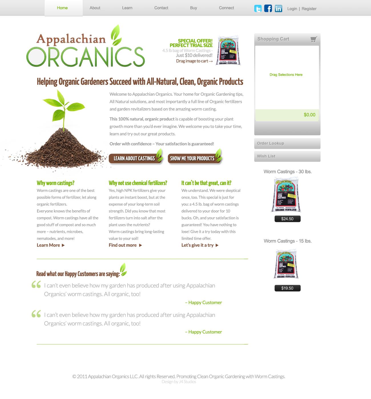 Appalachian Organics