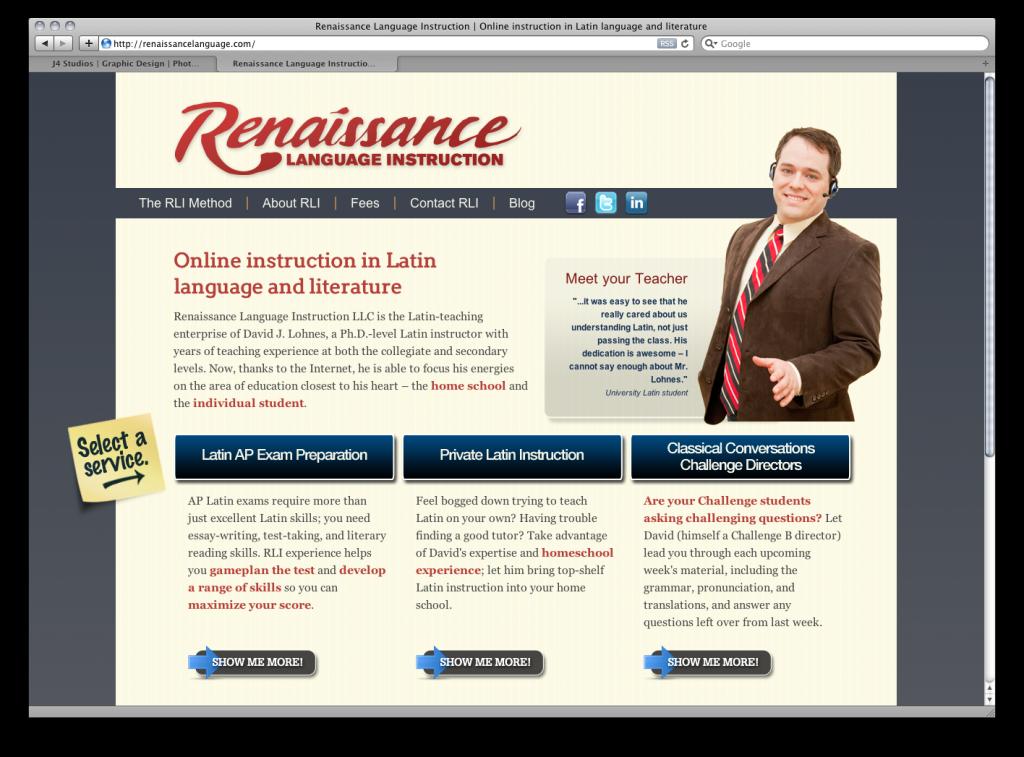 Online Latin Instruction